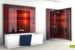 Badezimmer Ideen, Mönius, Badgestaltung Nürnberg, modernes Badezimmer, Badplanung