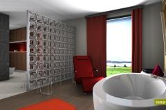 Badgestaltung Nürnberg, Mönius, Bad Konzept, modernes Badezimmer, Badplanung