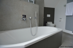 Mönius, Badgestaltung Nürnberg, Bäder ohne Fliesen, Badewanne