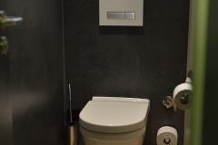 Mönius, Badeinrichtung Nürnberg, Bäder ohne Fliesen