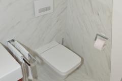 Mönius, Badgestaltung Nürnberg, Bäder ohne Fliesen, Toilette