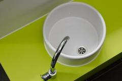 Mönius, Waschbecken, Bäder ohne Fliesen
