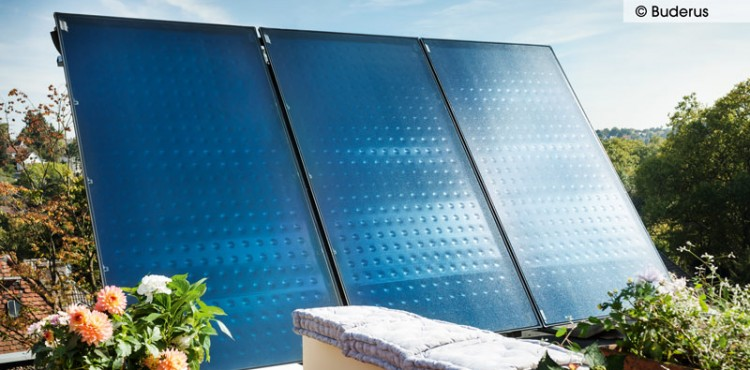Mönius, Solar Buderus, Solarthermie Nürnberg, Regenerative Energien