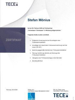 TECE-Trinkwasser-Stefan